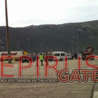 Νταλίκες μετέφεραν χαρτί για εκτύπωση χρημάτων,με τελικό προορισμό το Εθνικό Νομισματοκοπείο στη Αθήνα