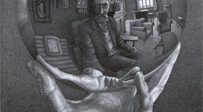 Πίνακες/έργα του M. C. Escher και η επεξήγηση της οπτικής του αλλά και του βαθύτερου νοήματος του χρόνου, σε βίντεο!
