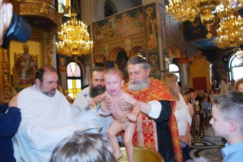 Αποτέλεσμα εικόνας για βαπτιση κλαμα