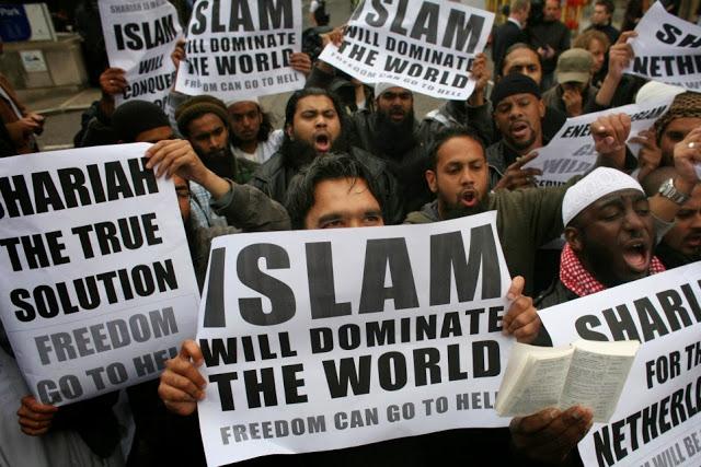 Αποτέλεσμα εικόνας για Αριστερά και Ισλάμ - Μια Ανίερη Συμμαχία