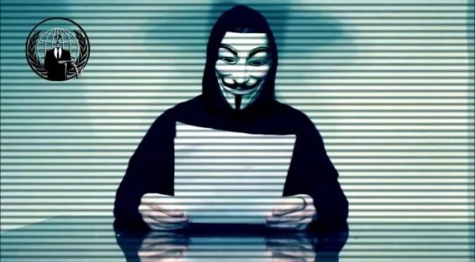 Οι Anonymous προαναγγέλουν την ανακάλυψη εξωγήινης ζωής από τη NASA!