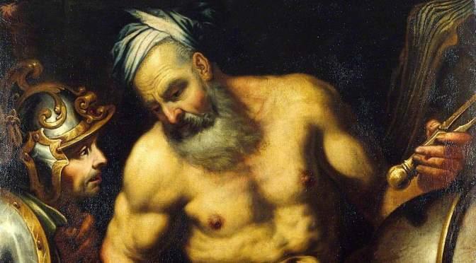 Αριστοτέλης: Η κακία είναι μία ανοησία για εκείνους που δεν έχουν καταλάβει ότι δεν ζούμε για πάντα.