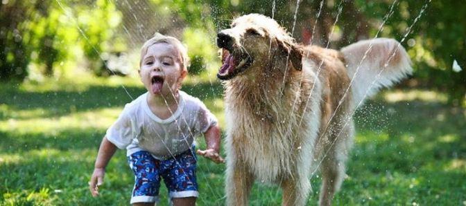 Ποια τα οφέλη της συνύπαρξης ενός παιδιού με ένα ζωάκι;