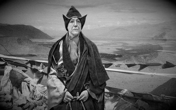 Παράξενες διηγήσεις μιας Ευρωπαίας που μπήκε στην Απαγορευμένη Πόλη του Θιβέτ το 1924…