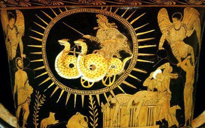 Δράκοντες και φίδια στην αρχαιότητα…