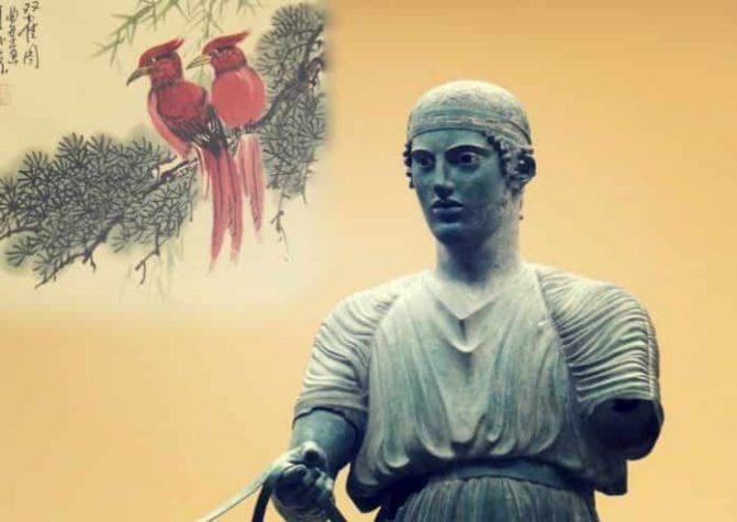 Ενας μύθος για τους Έλληνες και τους Κινέζους. Μια ιστορία που αξίζει να γνωρίζετε