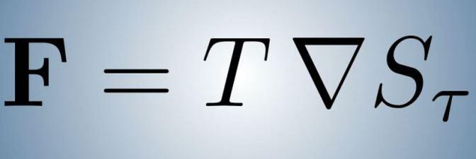 Η νοημοσύνη ως εντροπική δύναμη (βίντεο)