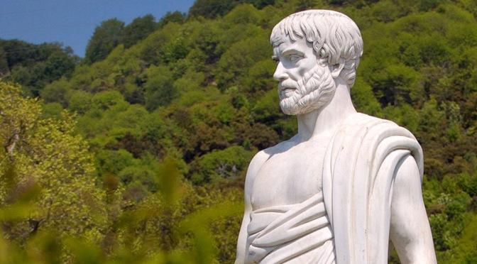 Τα 11 μαθήματα που παίρνουμε για τη ζωή από τον Αριστοτέλη