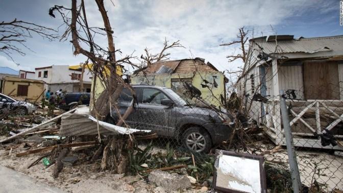 Live cameras του τυφώνα Ίρμα