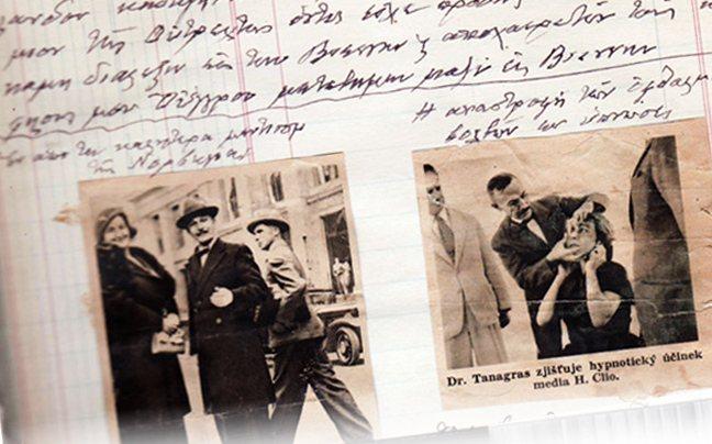 Η συνέντευξη του Άγγελου Τανάγρα το 1928 για το «Τηλέφωνο των Πνευμάτων» του Thomas Edison…