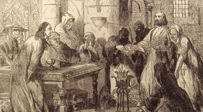 Μεσαιωνικές ιστορίες Μαύρης Μαγείας…