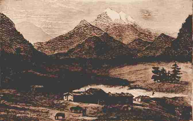 Ανακάλυψη σκελετού γίγαντα στη Βόρεια Αμερική, το 1839…