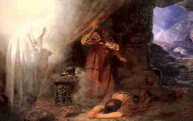 Οι πανίσχυροι μάγοι της αρχαίας Ελλάδας…