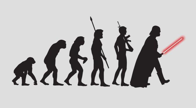 Ο Άνθρωπος του Μπόσκοπ και οι ηλίθιοι πρόγονοι μας
