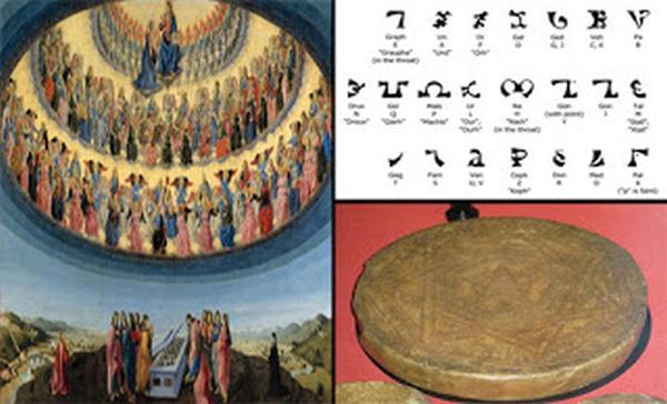 Enochian: Η Μυστηριώδης Χαμένη Γλώσσα Των Αγγέλων