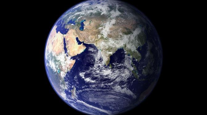 Γιατί η Γη είναι σφαιρική; (βίντεο)