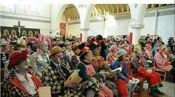 Πως βλέπεις τους ανθρώπους που πάνε εκκλησία από τη στιγμή που συνειδητοποιήσεις τι είναι η θρησκευτική πίστη…