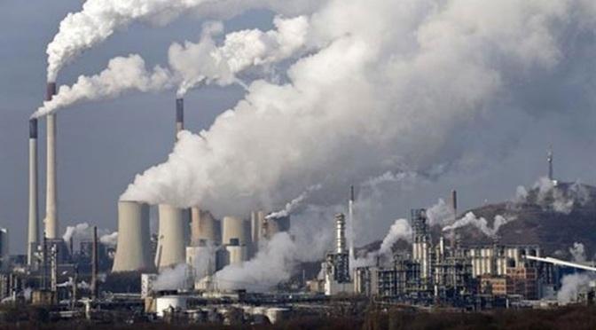 Στο υψηλότερο επίπεδο των τελευταίων 800.000 ετών το διοξείδιο του άνθρακα στην ατμόσφαιρα