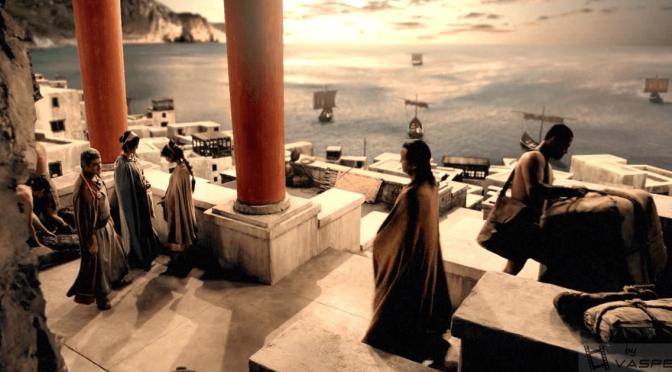 Δύο εκπληκτικά βίντεο για το Μινωικό πολιτισμό που έδειξε μόνο το BBC  (video)