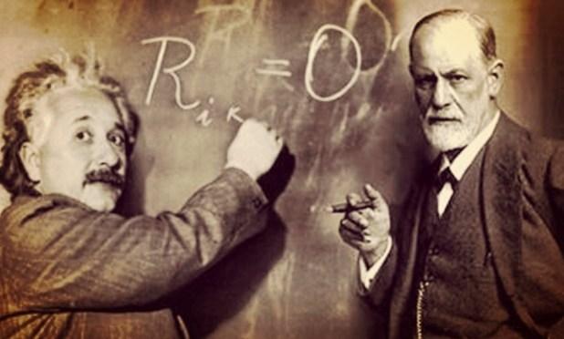 Γιατί πόλεμος; Η σπάνια αλληλογραφία μεταξύ Αϊνστάιν και Φρόιντ