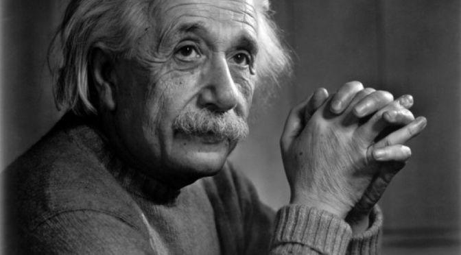 Άλμπερτ Αϊνστάιν: Η οφθαλμαπάτη της συνειδητότητας