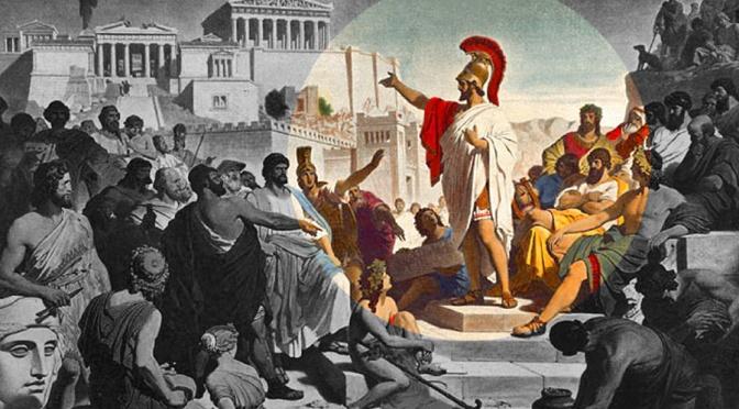 Γιατί οι αρχαίοι Έλληνες θεωρούσαν την άμεση φορολογία προσβλητική;