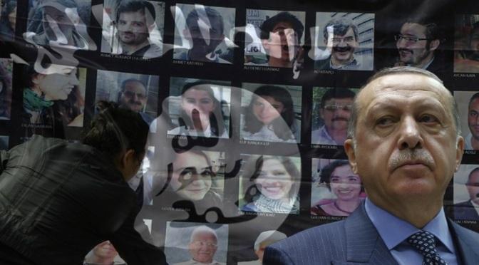 Ο Ερντογάν πίσω από τις τρομοκρατικές επιθέσεις του ISIS!