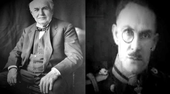 """Η συνέντευξη του Άγγελου Τανάγρα το 1928 για το """"Τηλέφωνο των Πνευμάτων"""" του Thomas Edison και όχι μόνο…"""