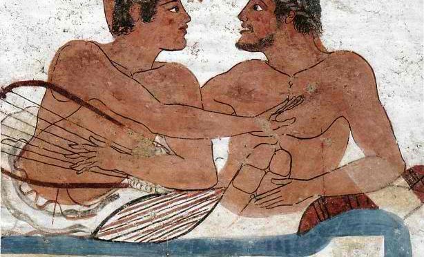Ομοφυλοφιλία και παιδεραστία στην αρχαία Ελλάδα – Ηθικώς αποδεκτά, ή κάτι άλλο; (Μέρος Β')