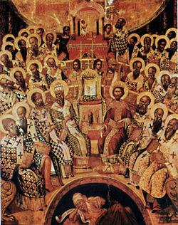 Η κατασκευή του «χριστιανικού θεού», κατά τις δύο πρώτες «οικουμενικές» συνόδους