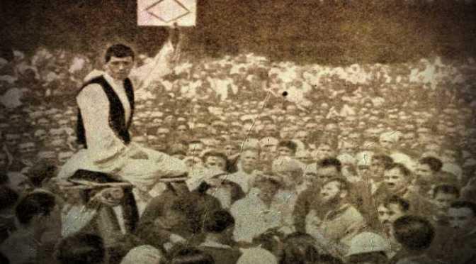 Ο Ρουμάνος βοσκός, που ισχυριζόταν ότι συνομιλούσε με τον Θεό, το 1936…