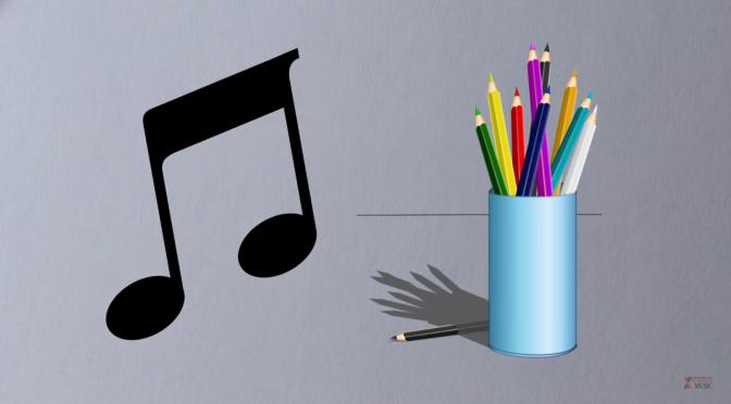 Τι χρώμα είναι η Μουσική; (video)