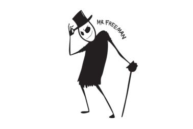 Mr. Freeman: Είμαι αληθινός (video)