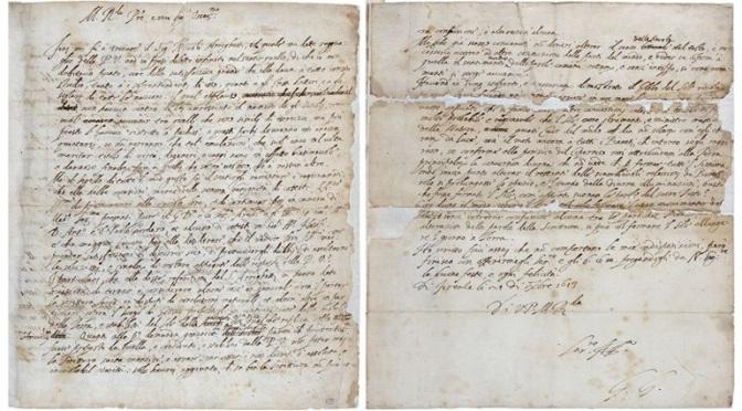 Βρέθηκε χαμένη επιστολή του Γαλιλαίου – Αποκαλύπτει πώς προσπάθησε να ξεγελάσει την Ιερά Εξέταση