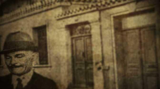 Τo πόλτεργκαϊστ της οδού Μαιζώνος, στο κέντρο της Αθήνας, το 1936…