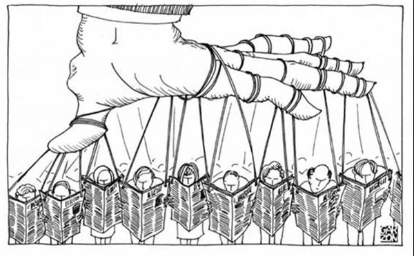 Προπαγάνδα: Κατασκευή Υπηκόων