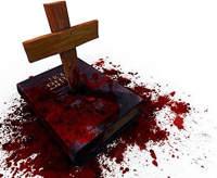 Πόσα κιλά αίμα στάζει η «θεόπνευστη» Βίβλος των Ιουδαιοχριστιανών; – Τα θύματα τής Αγίας Γραφής, σε αριθμούς