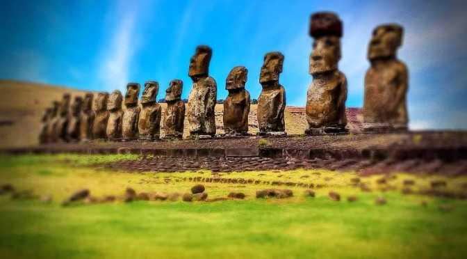 Τα άλυτα μυστήρια της Νήσου του Πάσχα…