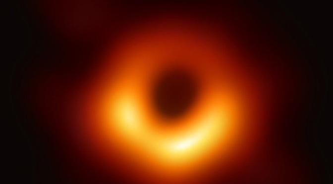 Η πρώτη φωτογραφία μίας μαύρης τρύπας!