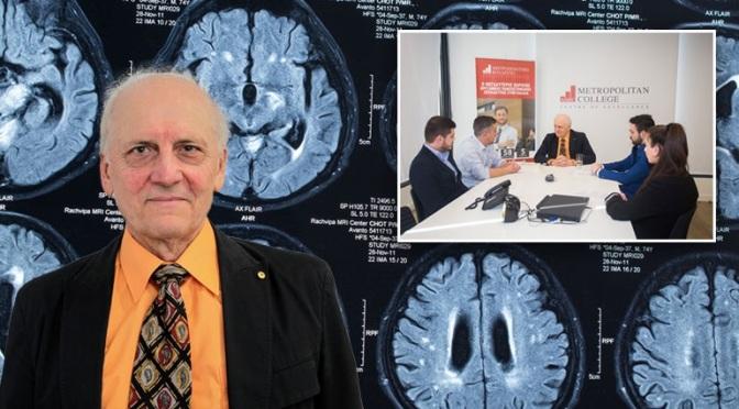 Η απομυθοποίηση του ανθρώπινου εγκεφάλου (βίντεο)