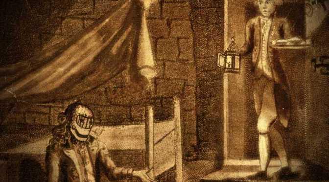 Ο «άνθρωπος με το σιδηρούν προσωπείο» και άλλες μυστηριώδεις φυσιογνωμίες…