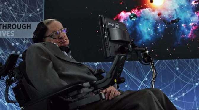 O Stephen Hawking φοβόταν ελίτ «υπερανθρώπων» που θα μπορούν να παρεμβαίνουν στο ίδιο τους το DNA