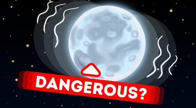 Ισχυρισμοί ότι η Σελήνη Ετοιμάζεται να Ανοίξει Επειδή Καταγράφονται Ρωγμές. Τι Συμβαίνει Πραγματικά;