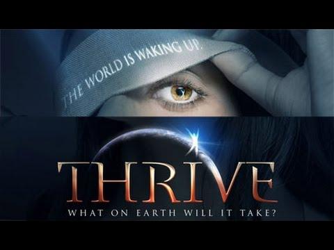 THRIVE – Ντοκιμαντέρ για την παγκοσμιοποίηση και όχι μόνο…