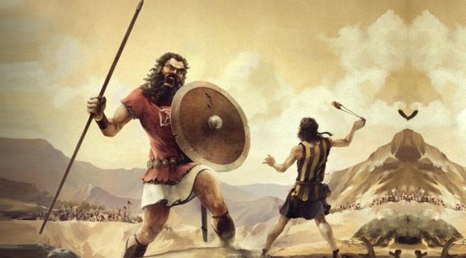 Ήταν οι Φιλισταίοι και ο Γολιάθ Έλληνες;