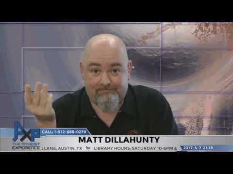 Matt Dillahunty – Η πίστη δεν είναι αρετή (βίντεο)