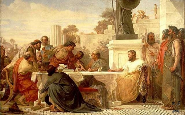 Λουκιανός – Διδάσκεται η Φιλοσοφία;