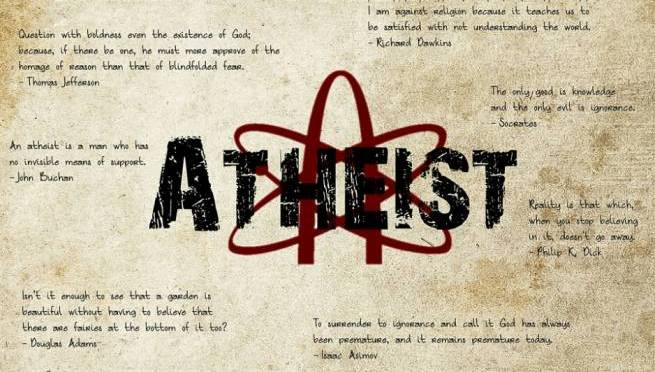 18+1 Πράγματα που πρέπει να ξέρετε για τον αθεϊσμό