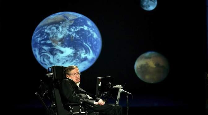 Στίβεν Χόκινγκ: «Δεν υπάρχει πιθανότητα ύπαρξης του Θεού, γιατί απλούστατα δεν χρειάζεται»
