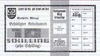 Το πείραμα του Wörgl – Μια ιστορία σαν παραμύθι